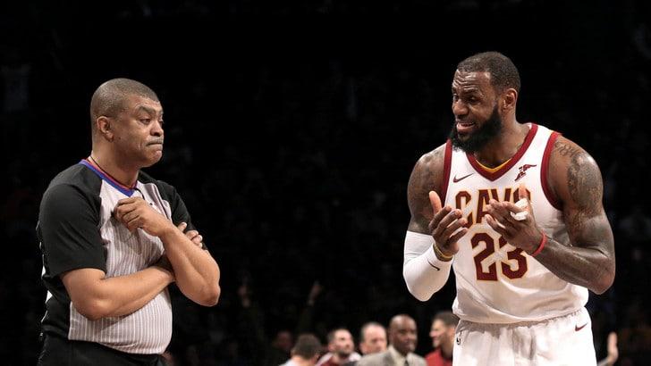 LeBron ne mette 46, Celtics-Cavaliers a gara7