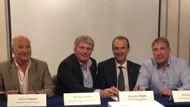 Volley: la Volleyball League Association ha eletto Philippe Boone presidente