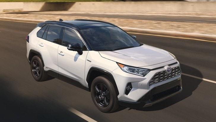 Toyota Rav4, tutta nuova e sempre più ibrida