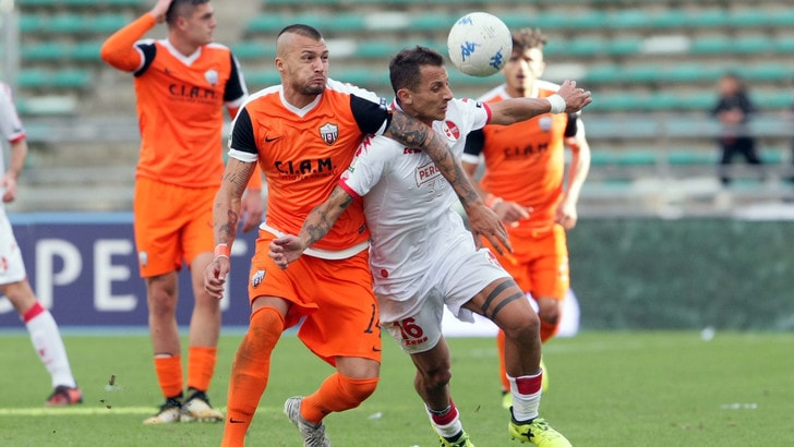 Serie B Ascoli-Bari, decide Buzzegoli: termina 1-0