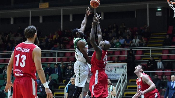 FIBA Europe Cup, Venezia e Avellino in semifinale