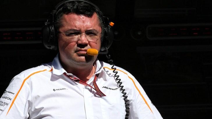 F1 McLaren, Boullier: «Siamo più indietro rispetto a Red Bull e Renault»