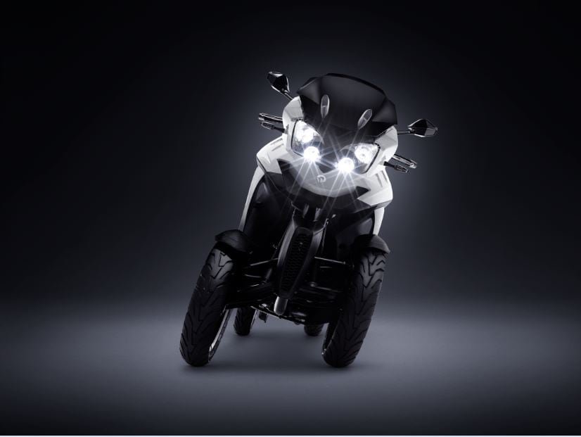 Quadro Qooder: il 4 ruote che 'vince' le buche