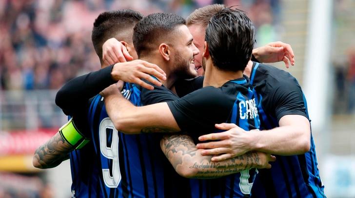 Serie A, l'Inter travolge anche il Verona. 6 reti della Lazio al Benevento