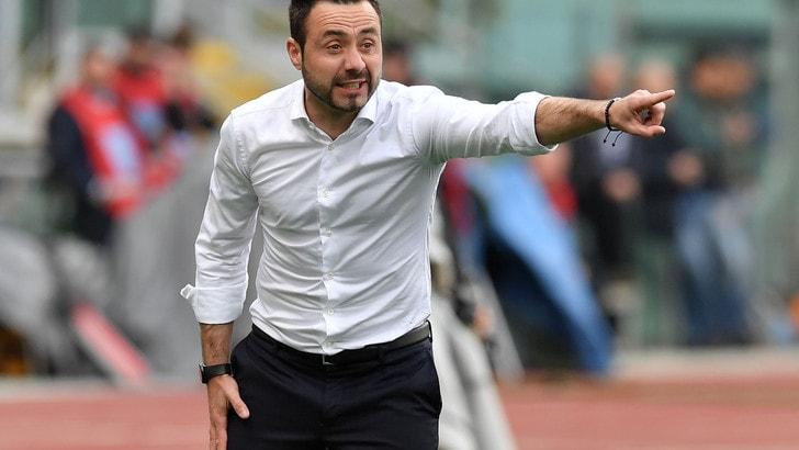 Serie A Benevento, i convocati di De Zerbi per il Verona