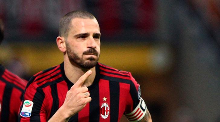 "Juventus-Milan, Bonucci segna ed esulta sfidando lo Stadium: ""Sciacquatevi la bocca"""