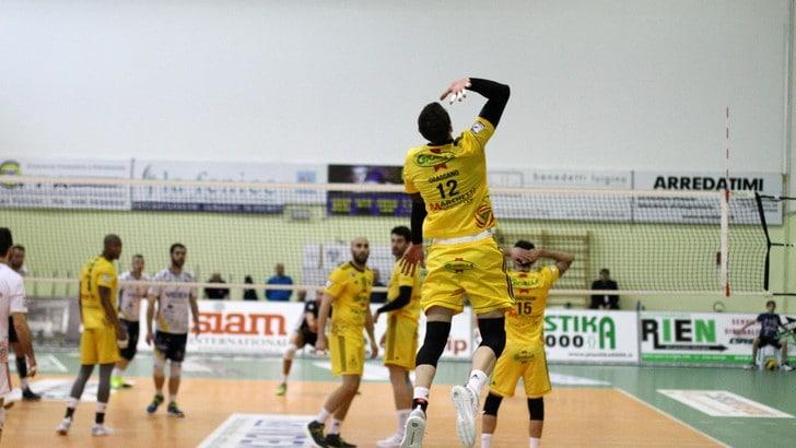 Volley: A2 Maschile, preliminari Play Off: Gioia del Colle fra le grandi
