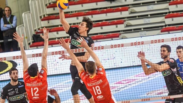 Volley: Play Off Challenge, Padova batte Ravenna alla Kioene Arena