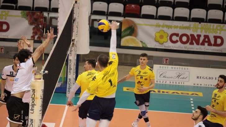 Volley: A2 Maschile, preliminari Play Out: salvezza per Castellana Grotte e Potenza Picena