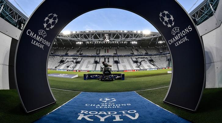 Champions League, Juventus-Real Madrid in diretta su Canale 20