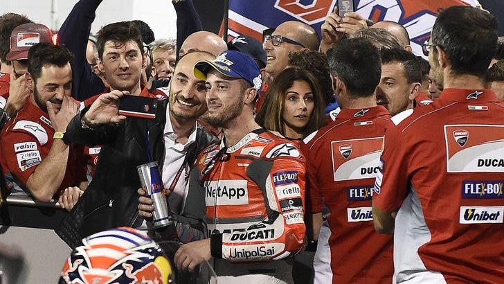 MotoGp Ducati, Domenicali: «Vogliamo lasciare a Lorenzo un po' di tempo»