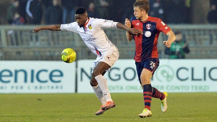 Serie C Fano-Gubbio, a Sandreani basta Kalombo: termina 0-1