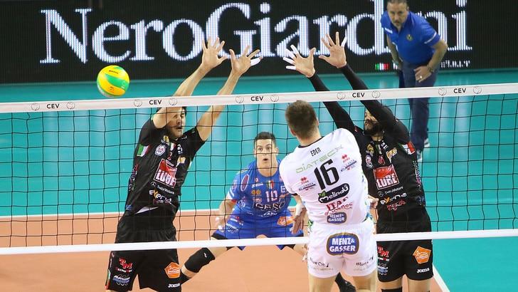 Volley: Champions League, Civitanova doma Trento e si avvicina alla Final Four