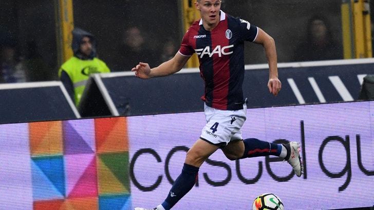Calciomercato Bologna, Krafth all'Amiens in prestito