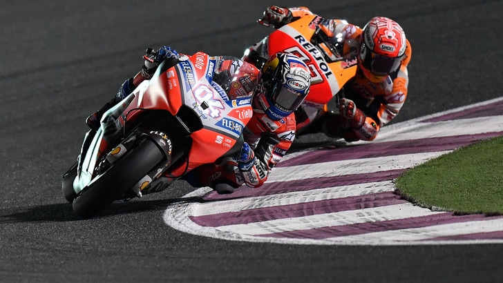 MotoGp Argentina: per i bookmaker è sfida Marquez-Dovizioso