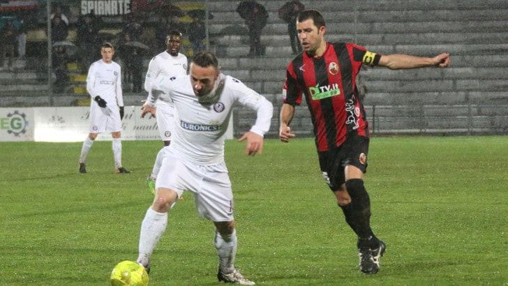 Serie C Olbia-Arezzo: decide Cutolo nel finale. Termina 2-3