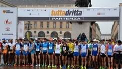 Tutta Dritta a Torino la 10km di agonismo, campioni e divertimento