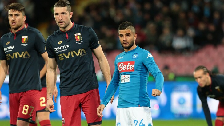 Serie A Genoa, Galabinov prova il recupero per la Sampdoria