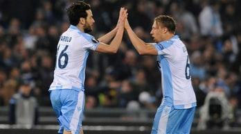 Lazio-Salisburgo 4-2: a segno Lulic, Parolo, Anderson e Immobile