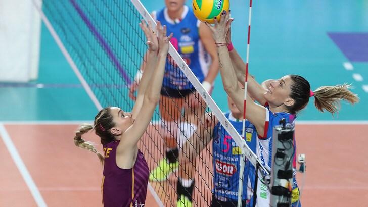 Volley: Champions League, delusione Novara, alla Final Four va il Galatasaray