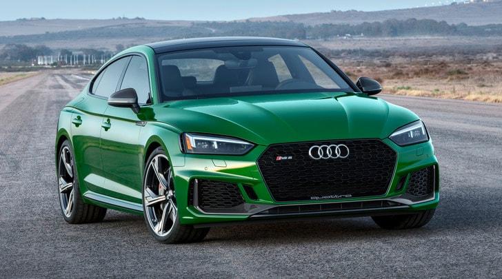 Audi RS 5, nuova sportiva di razza a cinque porte