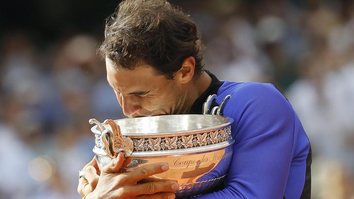 "Tennis show con il ""Roland-Garros e-series by BNP Paribas"""
