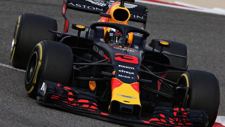 F1 Bahrain, Red Bull: Ricciardo inizia bene, ma finisce sesto