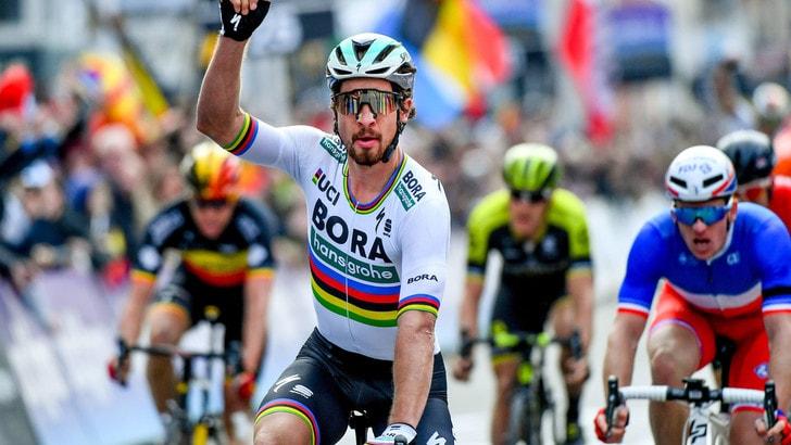 Ciclismo, Parigi-Roubaix: il trionfo di Sagan a quota 5,00