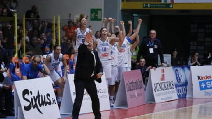 Torneo di Mannheim, l'Italia conquista il Bronzo