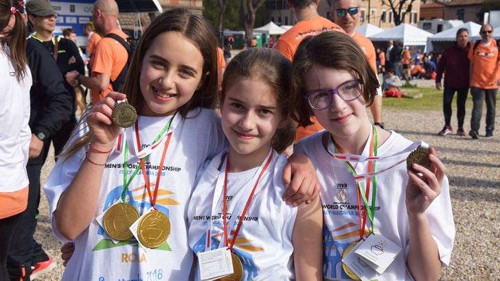 Volley: La Maratona di Roma lancia i Mondiali di Pallavolo