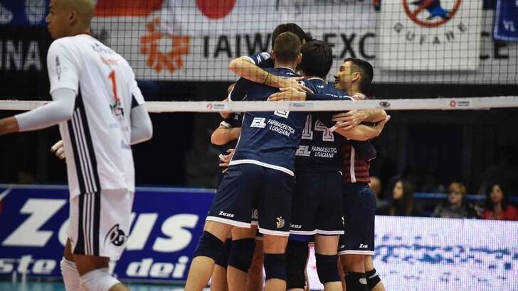 Volley: Play Off Challenge, Latina bissa su Milano e va in Semifinale