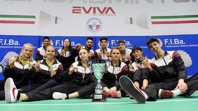 Badminton, quinto scudetto consecutivo per Milano