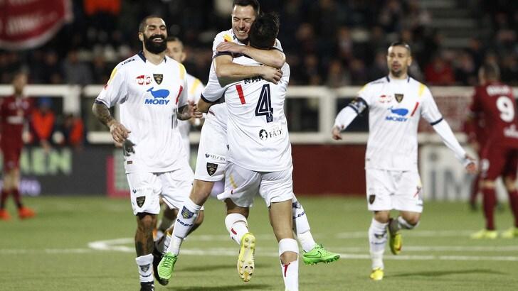 Serie C, Il Lecce vince con Mancosu. Allungo sul Trapani