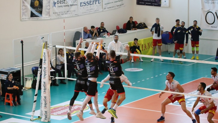 Volley: A2 Maschile, Play Out, Lagonegro vince Gara 1 a Taviano