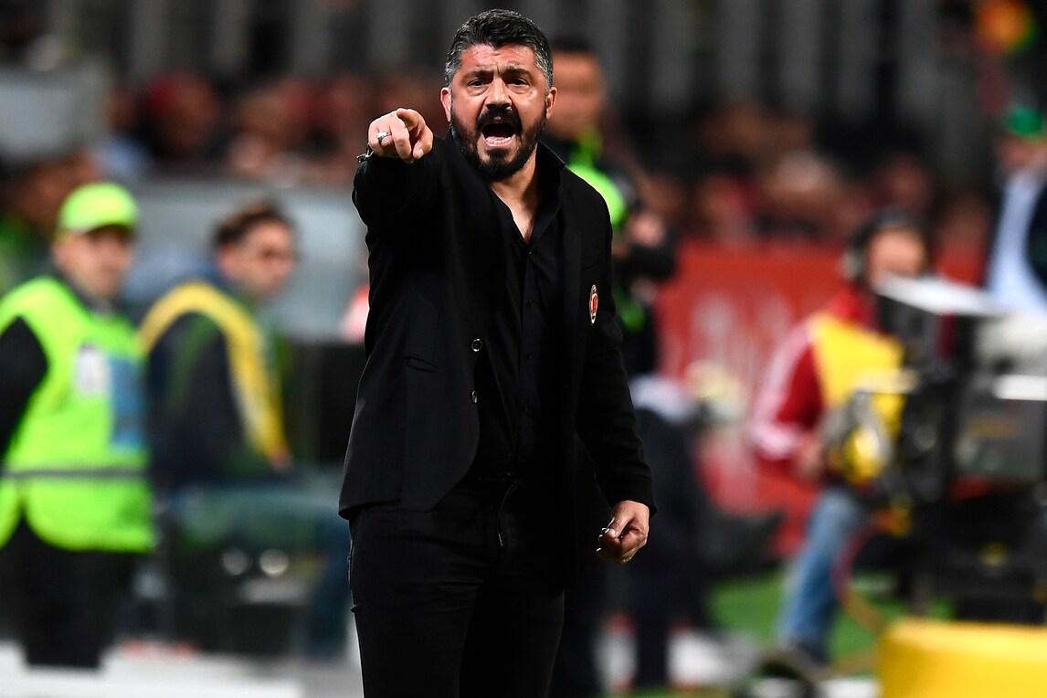 Gattuso bacchetta il Milan: «Niente alibi, siamo poco cattivi»