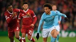 Champions League, diretta Manchester City-Liverpool: formazioni ufficiali, tempo reale dalle 20.45 e dove vederla in tv
