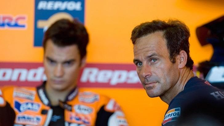 MotoGp Honda, Puig: «È stato un incidente di gara»