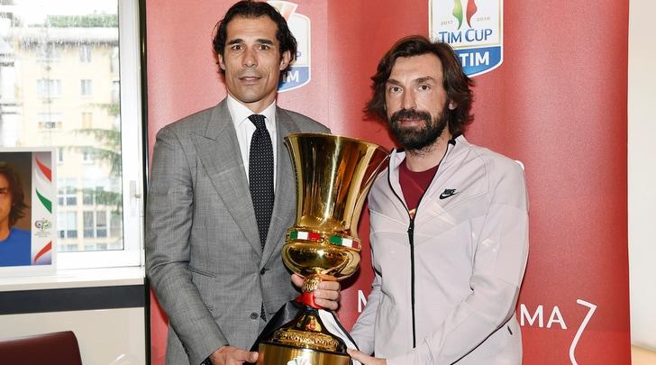Pirlo scalpita: «Colloqui con Nazionale e club. E Juve-Napoli...»