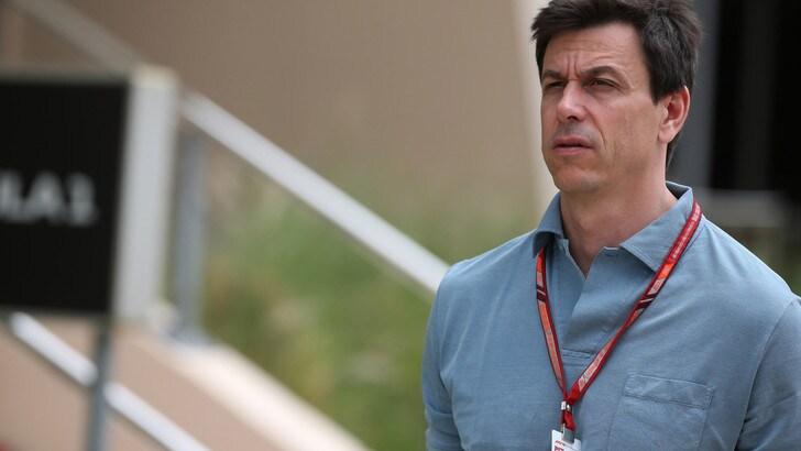 F1 Mercedes, Wolff: «I punti persi possono essere determinanti»