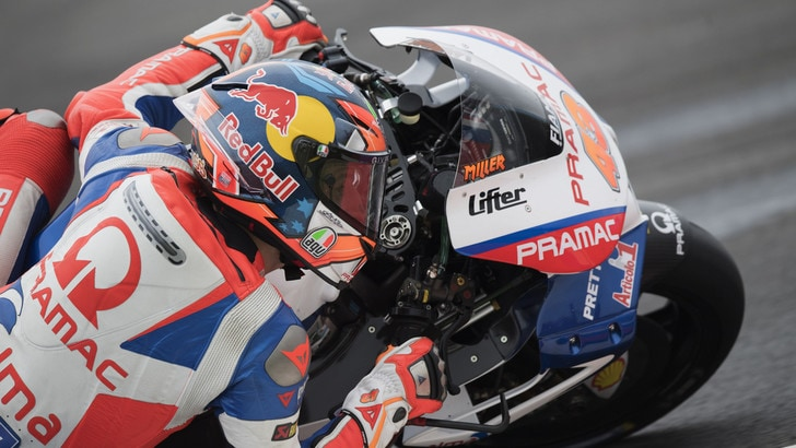 MotoGp Pramac, per Miller incidente Rossi-Marquez diventerà un caso