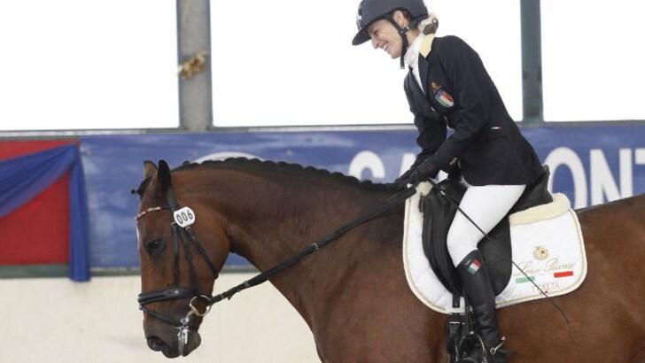 Sara Morganti: «Lo sport aiuta a credere in sé stessi»