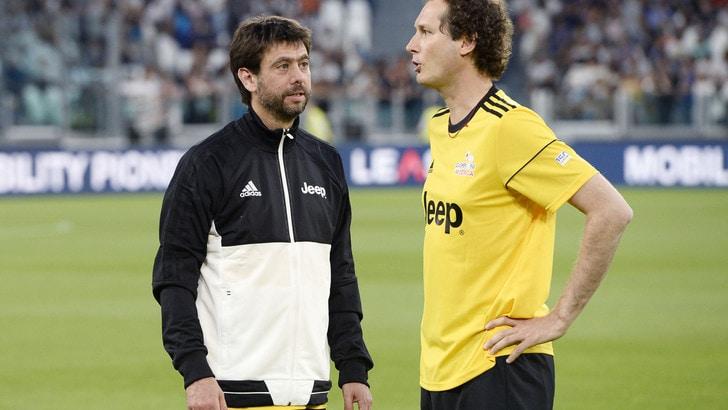 Elkann: «Juve, fino alla fine! Contro i più forti della storia»