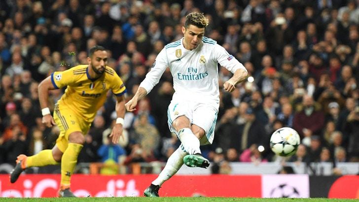Beffa atroce  Juventus fuori al 97 . Il rigore di Ronaldo la condanna  3d00386b32b5f