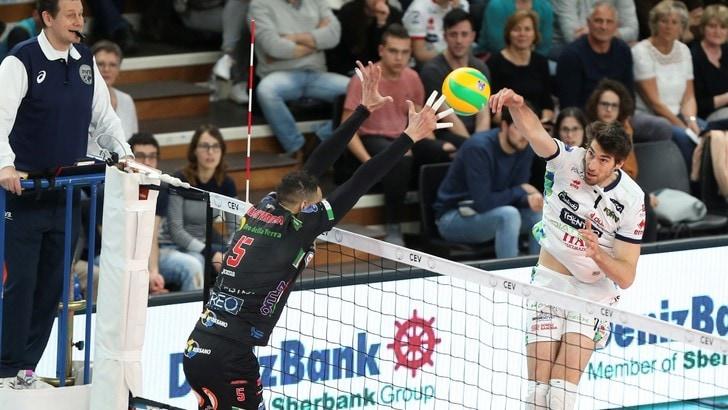 Volley: Champions League, la Lube vola alla Final Four