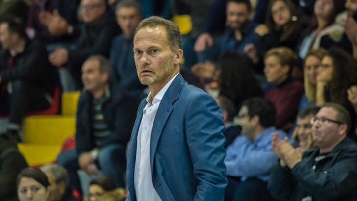 Volley: A2 Maschile, Paolo Tofoli saluta Alessano su Facebook