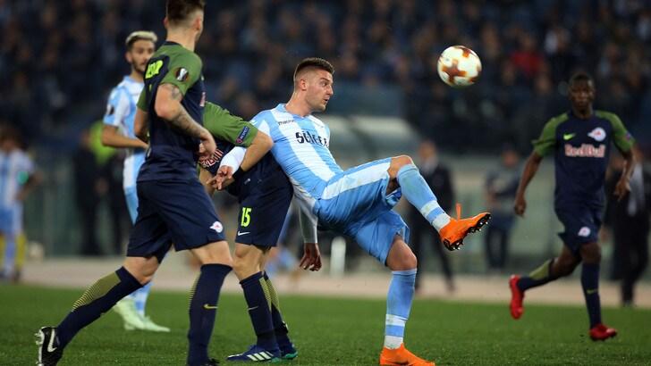 Europa League Salisburgo-Lazio, formazioni ufficiali e tempo reale alle 21.05. Dove vederla in tv