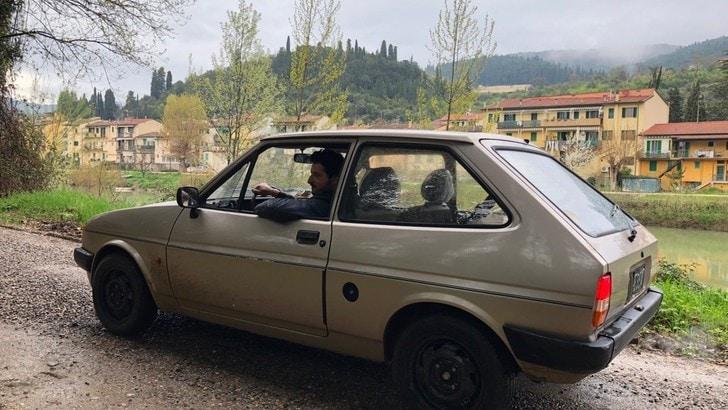 Riccardo Mechi, il Mongon Rally e AISM