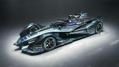 Formula E Roma, ecco la Jaguar Gen2