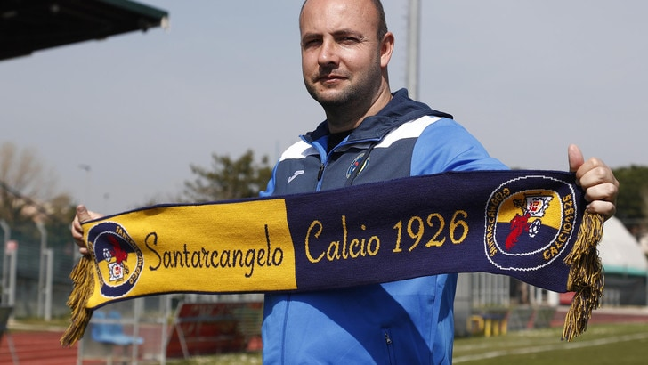 Serie C, Santarcangelo-Sudtirol 1-0: Bussaglia-gol porta tre punti d'oro