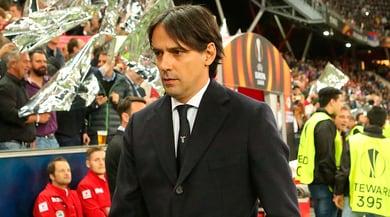 Lazio, Inzaghi: «Grande amarezza, ora però il derby»